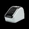 Етикетен принтер QL-810W с USB, Wi-Fi и AirPrint. Печат в червено и черно.