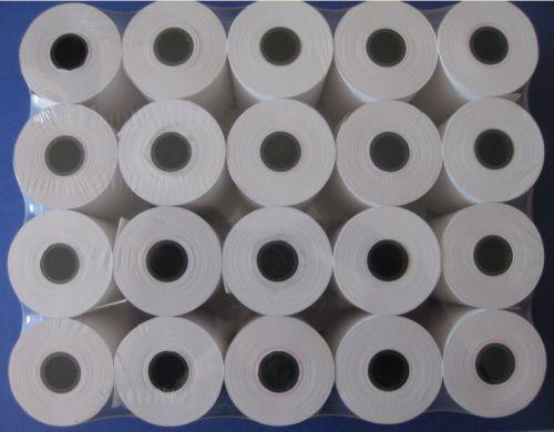 Касовa ролкa офсет хартия, 75mm, Ф55, 25m, опaковка: 12бр.