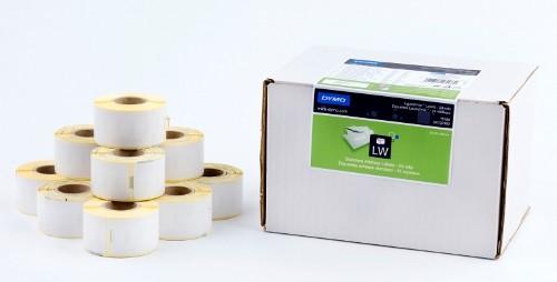 Етикети Dymo 99012, 13187 Multi Pack, за адреси, широки, 89mm x 36mm