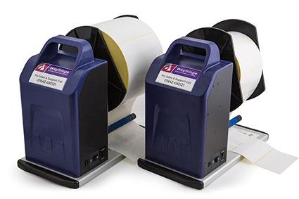 Устройство за пренавиване за етикети THARO R-412 Label Rewinder