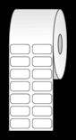 Термодиректни етикети DATECS 28mm X 16mm, без черна лента