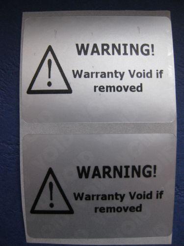 Универсален напечатан защитен гарaнционен етикет