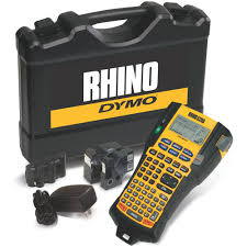 Етикетен принтер DYMO RhinoPro 5200, с куфар