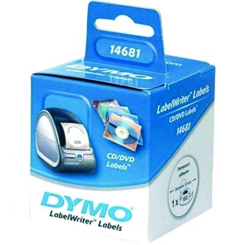Етикети за адреси 89mm x 28mm - бели 2 ролки по 130 етикета