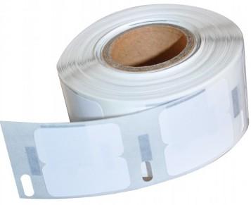 Съвместими 11353 Dymo етикети, 13mm x 25mm, бели