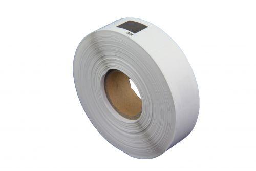 Етикети Brother DK-11203, етикети за папка, 17mm x 87mm (съвместими)