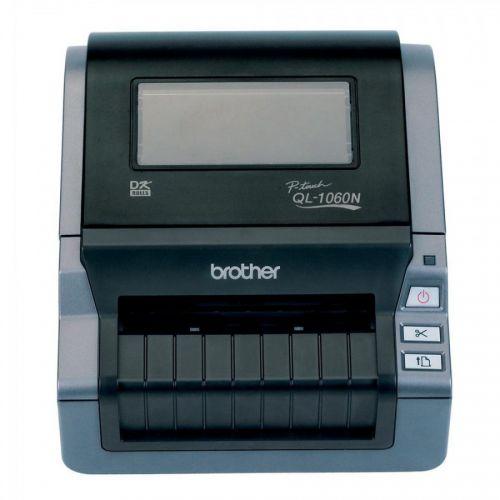 Етикетен принтер Brother QL-1060N Label printer (QL1060NYJ1). Печат до 102mm.