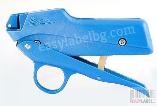 Пистолет за поставяне на етикети, тип ножица, фин