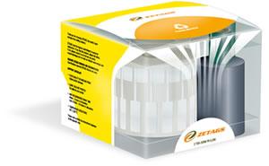 Самозалепващи етикети, бял полиетилен (PE), 72mm X 10mm