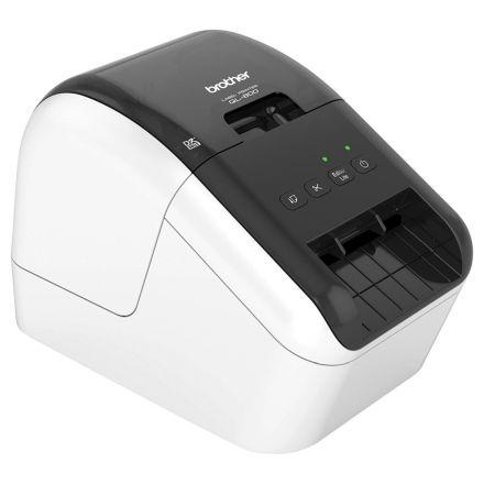 Етикетен принтер Brother QL-800. Печат до 62mm.