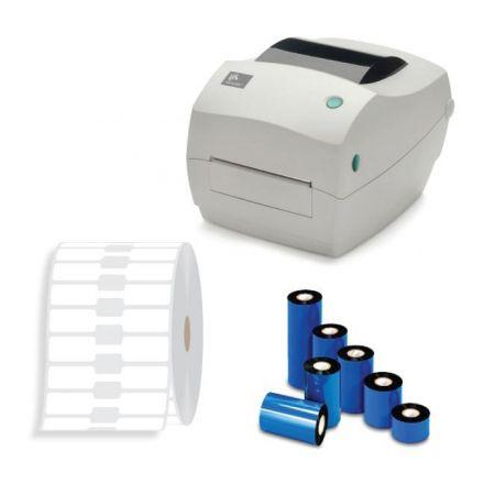 Етикетен баркод принтер Zebra GC420t