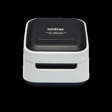 Пълноцветен етикетен принтер Brother VC-500W