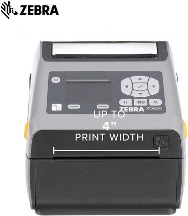 Zebra ZD620d Настолен термодиректен принтер