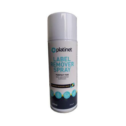 Спрей Platinet за премахване на етикети, 400ml