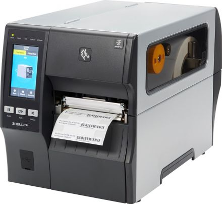 Zebra ZT411 термотрансферен принтер