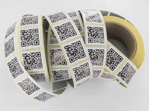 Оборудване и консумативи за печат на QR код на електронни/печатни платки8mm x 8mm