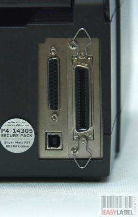 Кръгли защитни, гарaнционни етикети - silver VOID, Ø25mm, 200 бр.