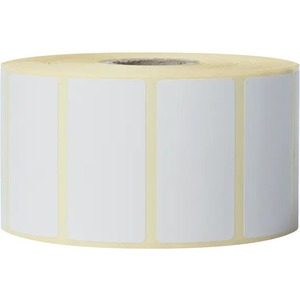 Консуматив Brother RD-S05E1 White Paper Label Roll, 1 500 labels per roll, 51mm x 26mm