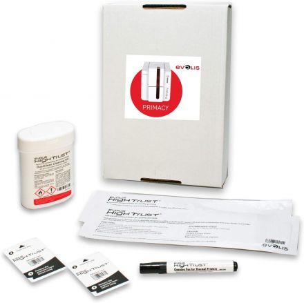 Комплект за разширено почистване на картови принтери Evolis Primacy ACL002