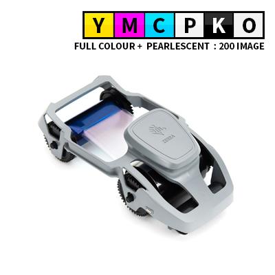 Термотрансферна лента Zebra ZC100 / 300 / 350, YMCKO