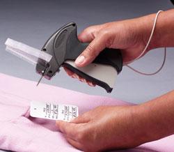 Печат(с поръчка) на етикети за дрехи от картон, 48mm x 60mm
