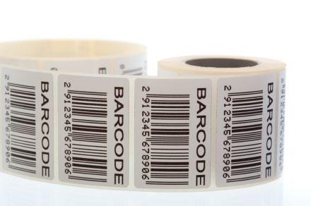 Печат на стикери с баркод и без баркод