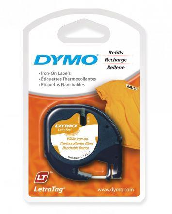 Dymo 18769 - Залепващи се с ютия 12mm X 2m