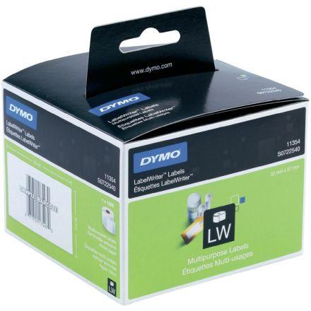 Етикети Dymo 11354, Универсални Многофункционални Етикети/Стикери 57mm x 32mm