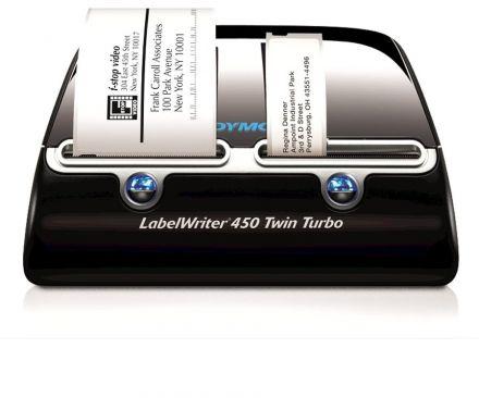 Етикетен принтер Dymo LabelWriter 450 Twin Turbo
