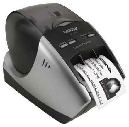Принтер за етикети Brother QL 570