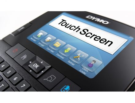Етикетен принтер Dymo LabelManager™ LMR 500TS, touch screen