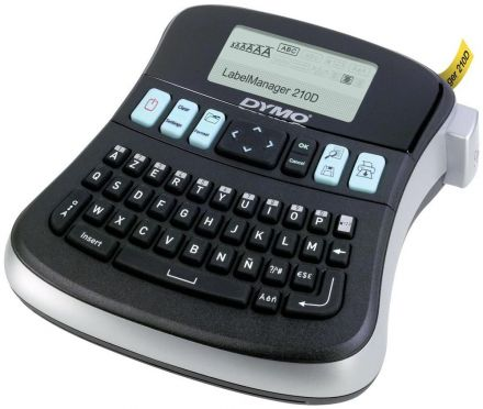 LABEL MAKER - LabelManager 210D, Latin