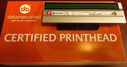 Печатаща глава за термотрансферен принтер Datamax-O-Neil I-Class, 200dpi, оригинална