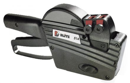 Маркиращи клещи BLITZ S14, двуредови