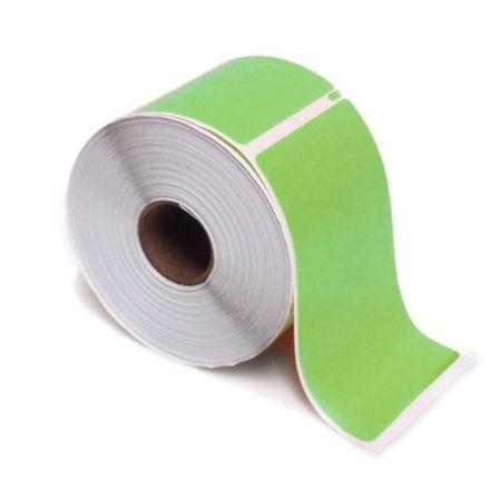 Етикети Dymo 99012, морско зелени, за адреси, широки, 89mm x 36mm, съвместими