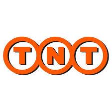 TNT Zebra 800740-605 логистични етикети, термодиректни 102mm x 152mm /1/ 900, core 76mm