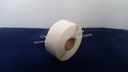 Съвместими 99012 Dymo етикети, 36mm x 89mm, бели, Removable