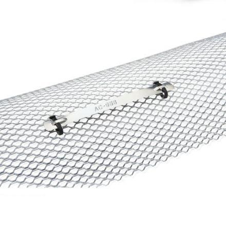 Dymo 31000 M11 tapes - алуминиева лента без лепилен слой, 12,7mm x 4.88m, цвят сребърен