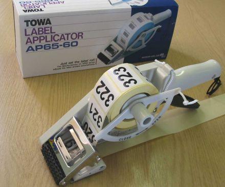 TOWA APN-60 Label Applicator