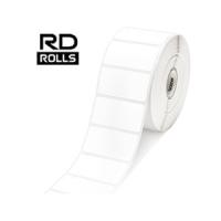 Консуматив Brother RD-S05E1 White Paper Label Roll, 1 500 labels per roll, 51mm x 26mm(съвместим)