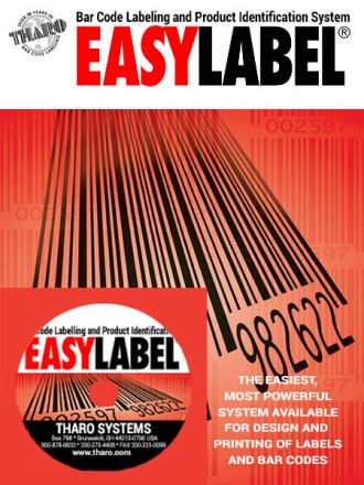 Easylabel 6 label software - Gold
