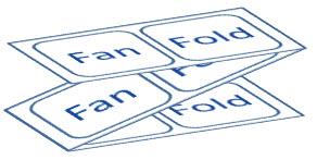 Самозлепващи етикети на ролка за допечатване, бели от хартия, 60mm x 40mm /1/ 4 000, Ø76mm
