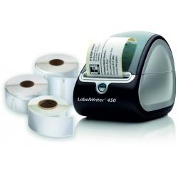 Промо пакет DYMO Label Writer 450 + 3бр. ролки етикети 28mmх89mm