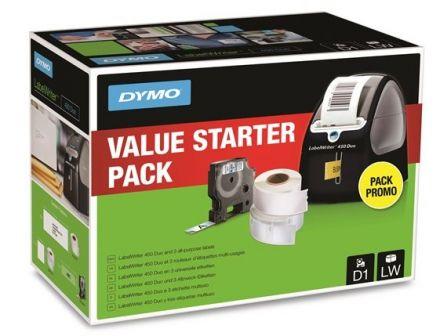 Промо пакет DYMO - Етикетен принтер LabelWriter™ 450 Duo