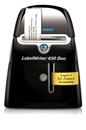 Етикетен принтер LabelWriter™ 450 Duo