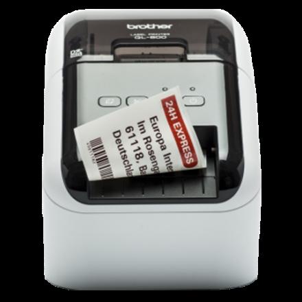Етикетен принтер Brother QL-700 Label printer (QL700YJ1). Печат до 62mm.
