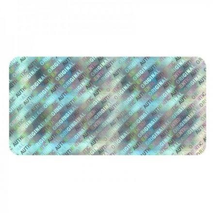 VOID холограмни защитни стикери, 19mm x 6mm, 1 000бр.