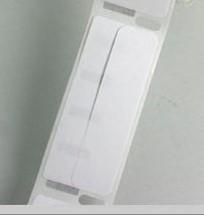 Съвместими 99017 Dymo етикети, 12mm x 50mm, бели