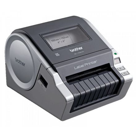 Етикетен принтер Brother QL-1100 Label printer (QL1100YJ1). Ширина на етикета: до 102mm.