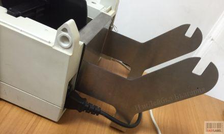 Външна етикетна стойка за принтери CITIZEN
